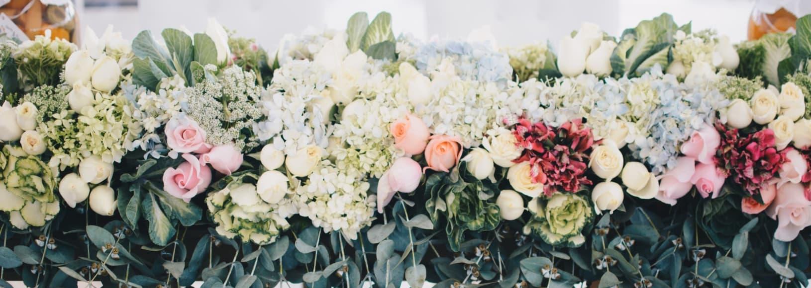 Las mejores floristerías de boda