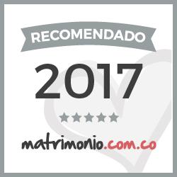 Recomendado en Matrimonio.com.co