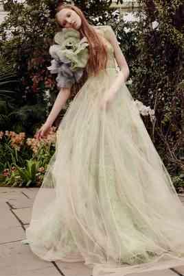 Vestidos Vera Wang