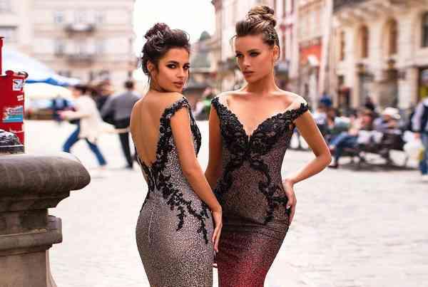 Vestidos de Fiesta Ida Torez