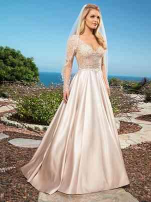Vestidos Casablanca Bridal